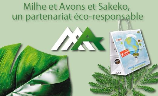 Milhe et Avons, fabricant de sacs éco-responsables