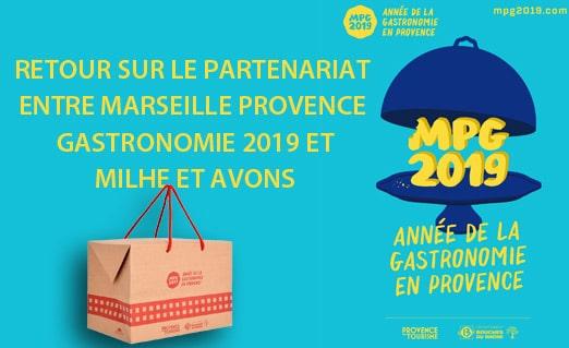 Retour sur le partenariat avec Marseille Provence Gastronomie 2019